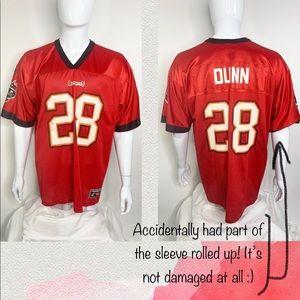 Other - NFL Vintage Buccaneers Warrick Dunn Jersey XL